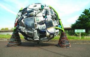 E-waste Exportation