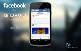use Facebook Photos for Android Contacts