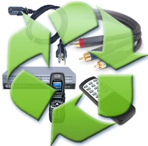 e waste recycling in California