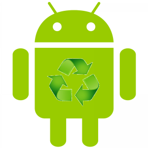 Android app for e-waste recycling