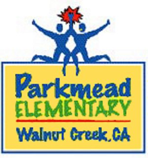 Cell phone recycling partner Parkmead Elementary School logo