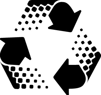 Recycle Symbol - Mobius Loop